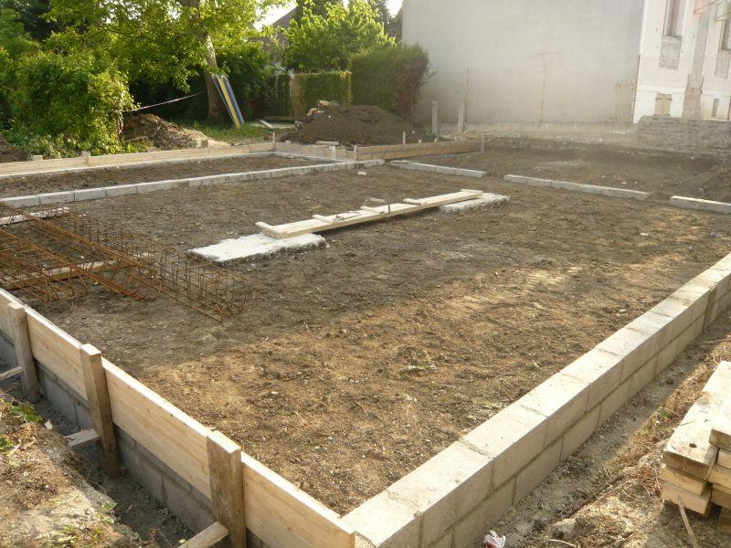 4 le chantier notre futur maison